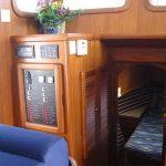 seahorse 35 interior