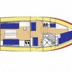 seahorse 35 cabin diagram