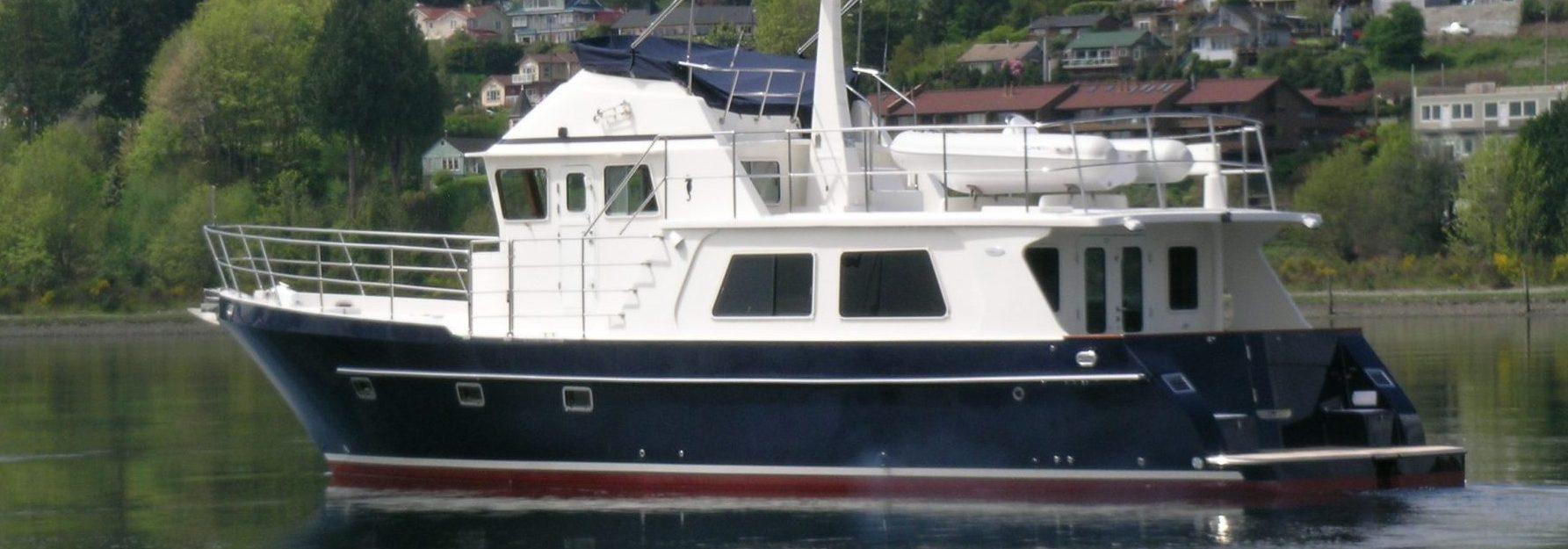 Seahorse Trawler port side