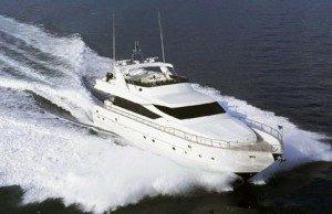 Euro 82 yacht cruising