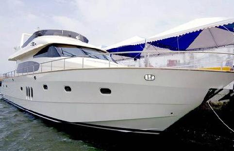 74 euro yacht