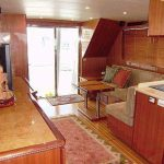 novatec classic 56 galley to saloon