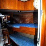 DD382 interior cabin aft hatch