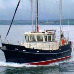 DD 382 open water cruising