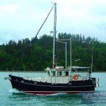 DD 382 open water broadside