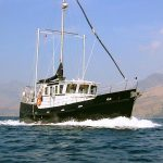 Diesel Duck 462 starboard