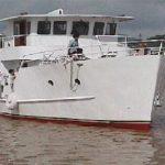 Diesel Duck Oceaneer 55 white hull