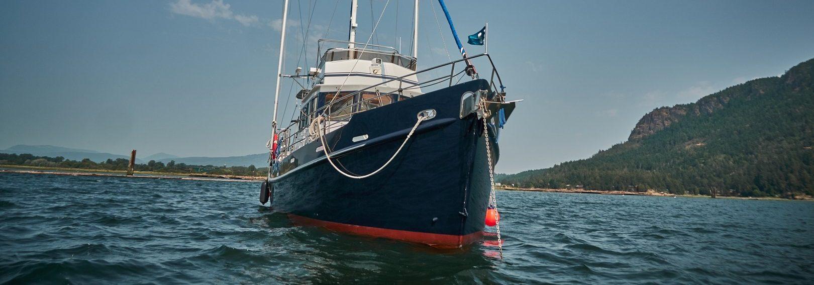 diesel duck 462 bow
