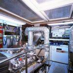 82 euro engine room