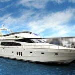 74 euro starboard docked