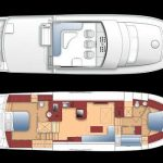 islander 60 drawing top first decks