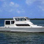 islander 60 starboard open water