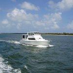 islander 60 underway starboard