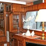 seahorse 52 trawler below deck