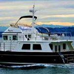seahorse 52 trawler aft open water