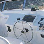 seahorse 52 trawler wheel